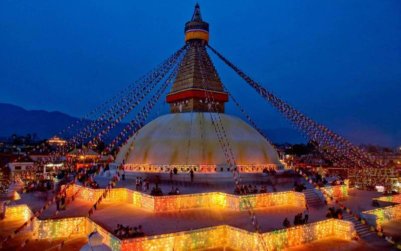 Scenic Tour Of Nepal