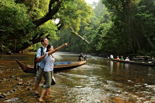 Malaysia Adventure Taman Negara Package