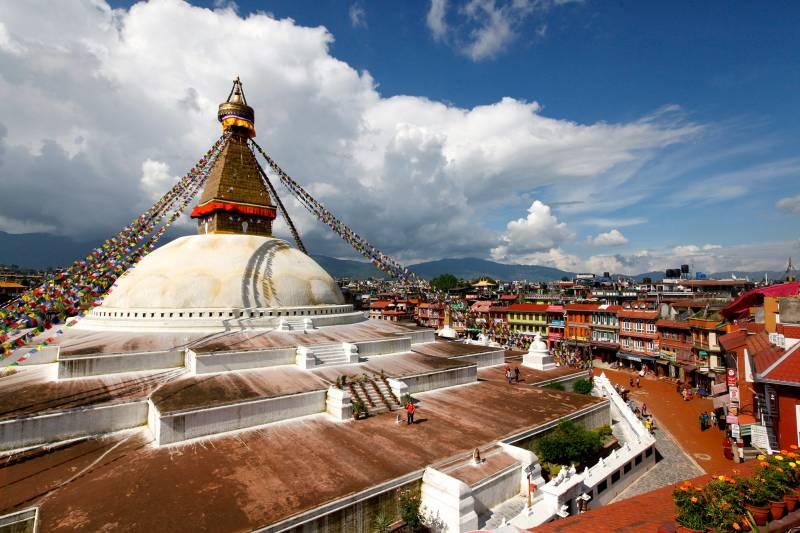 Nepal Spiritual Tour Package With Pashupatinath Darshan 5 Nights 6 Days Package