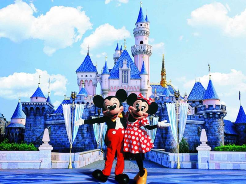 Hong Kong & Macau Package With Disney Land & Ocean Park Tour