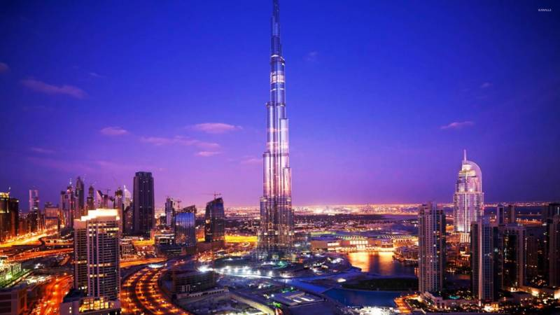 Dubai With Mauritius Honeymoon Package 7 Night 8 Days Package