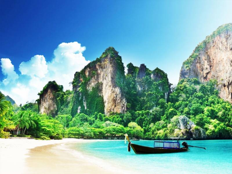 Bangkok City Package With Koh Samui Island Package