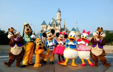Hong Kong & Macau Tour With Disneyland Tour