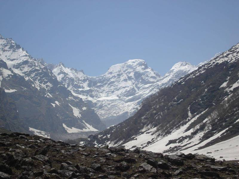 Deo Tibba Base Camp Trek Package