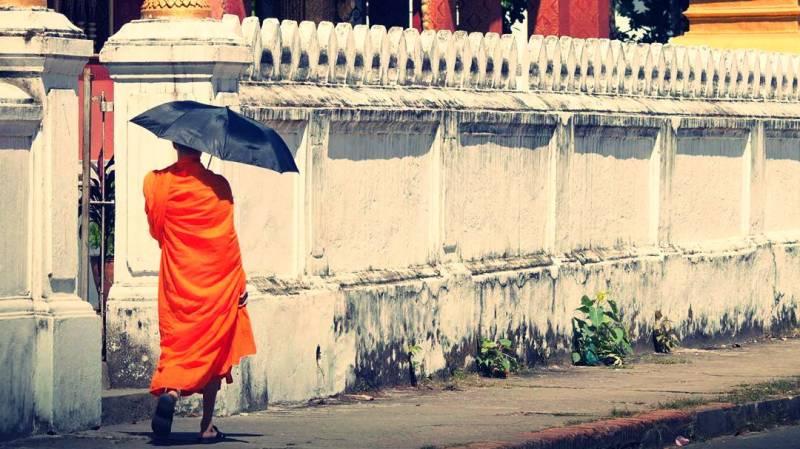 The Nature Of Luang Prabang
