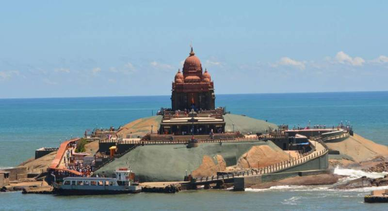 Madurai With Kanyakumari Temple Tour