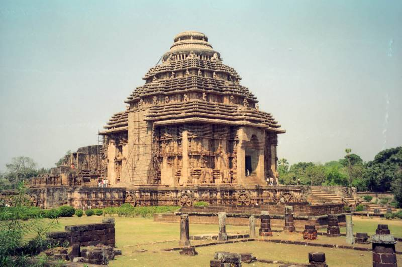 Puri With Bhubaneswar Temple Tour