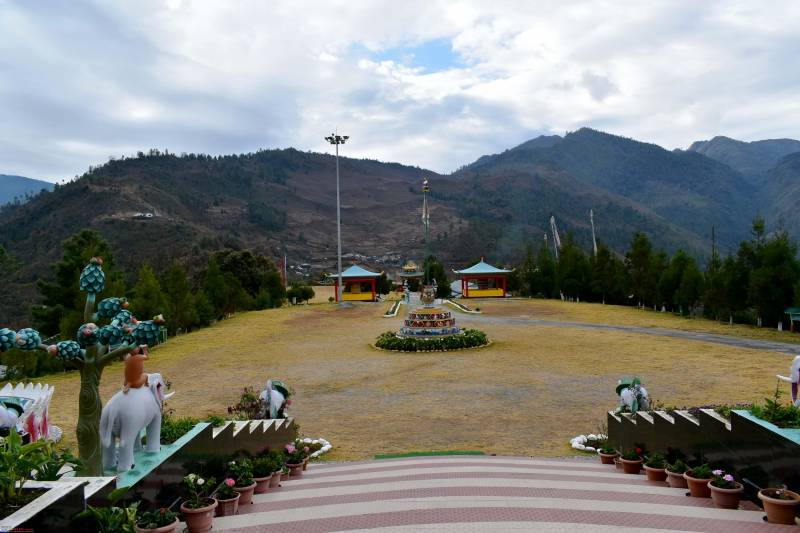Paradise Of Picturesque Hills & Valleys