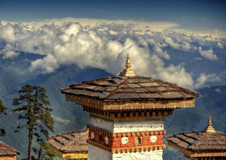 Pristine Bhutan Tour 8 Days