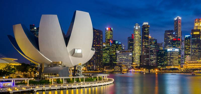 Singapore Gateway 5 Days Tour