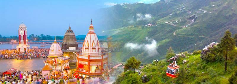 Haridwar Mussoorie Package 5 Days
