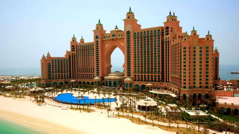Dubai With Seychelle Tour  7 Days