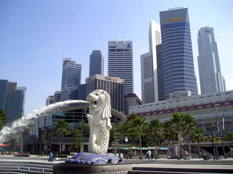Singapore Tour Package 6 Days