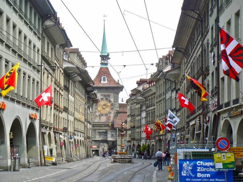 Switzerland Tour Package 7 Days