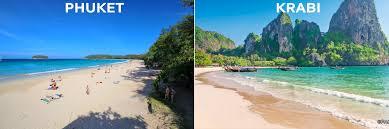 Krabi With Phuket  Tour