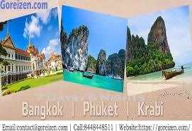 Bangkok, Krabi & Phuket Tour