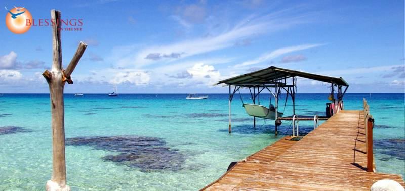 Andaman Exotic Honeymoon Tour Package 5n6d