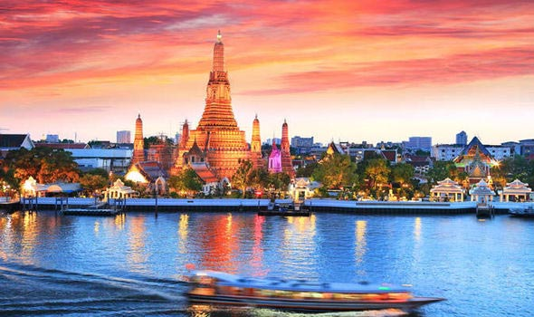 Bangkok, Pattaya & Krabi Tour Package 8n9d