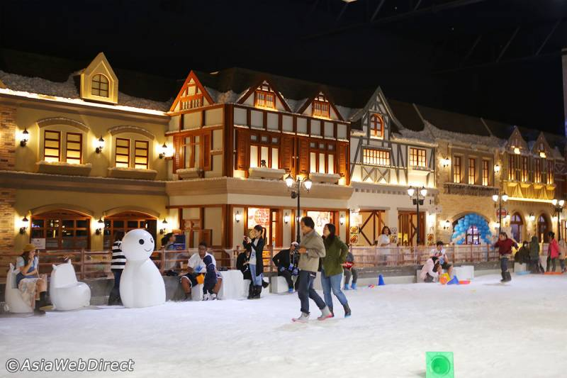 Bangkok, Pattaya Tour With Dream World & Snow Town Theme Park 5n6d