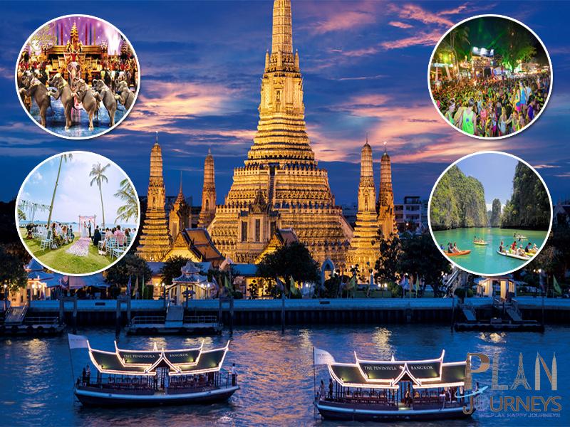 Bangkok, Krabi & Phuket Tour Package 3n4d