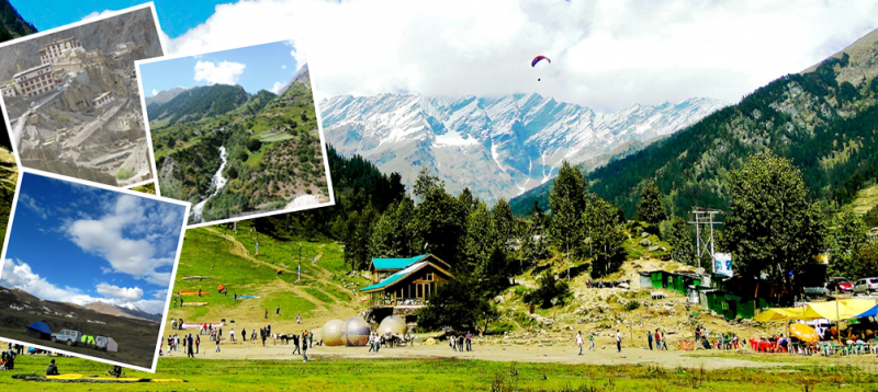 Complete Himachal Tour Package 6N7D