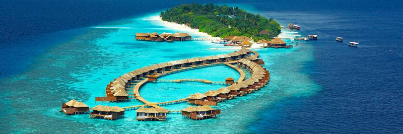 Luxury In Maldives Tour Package 3N4D
