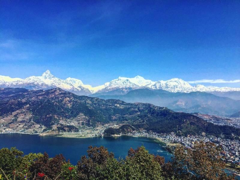 Nepal  (kathmandu, Pokhara, Chitwan) Tour Package 5n6d