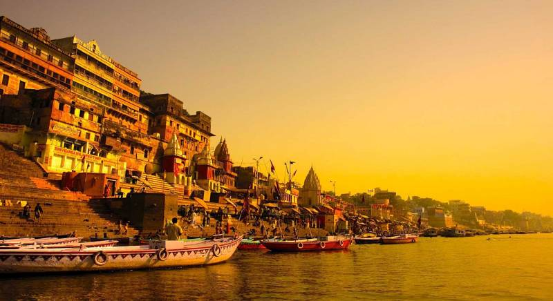 03 Night 04 Days Varanasi Tour