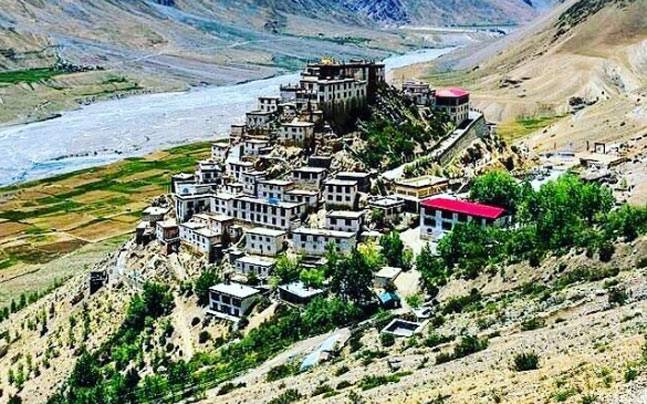 ADVENTURE JOURNEY TO SPITI VALLEY TOUR