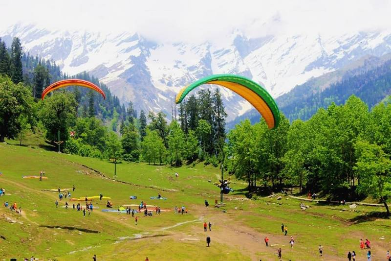 3 Night 4days Delhi To Manali Volvo Package