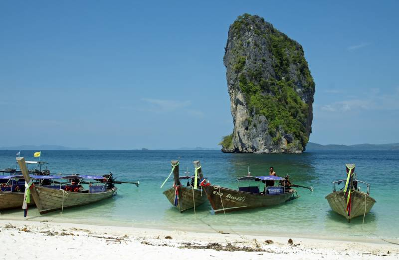 Exploring Thailand 5 Days Tour