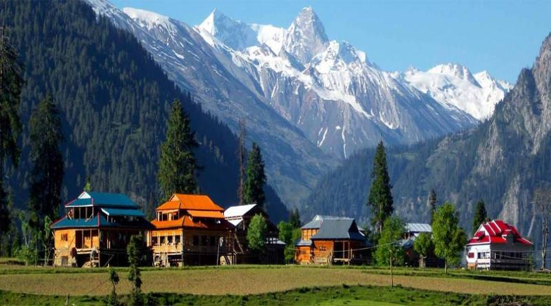 Beautiful Kashmir Tour Package For 4Nights 5 Days