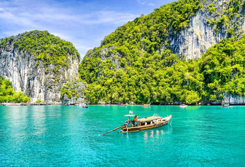 Krabi Phuket Bangkok Tour 6 Nights 7 Days