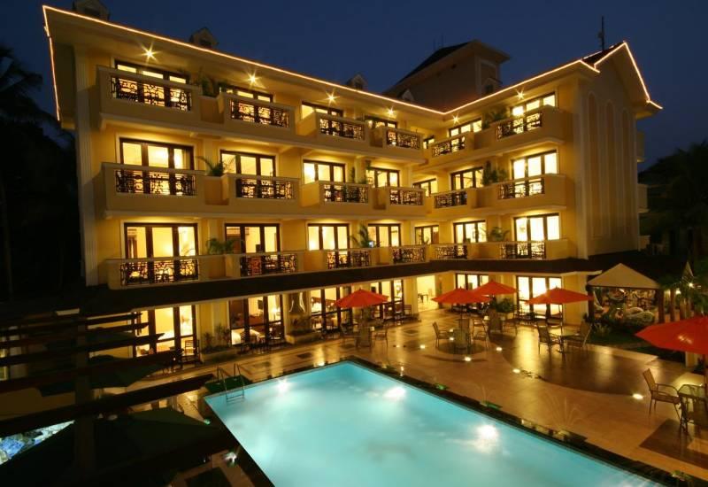 Family-friendly Resort De Coracao Goa (4  Nights)