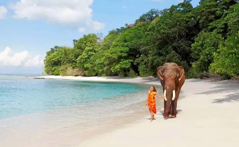 Port Blair Havelock Coral Island 5 Nights 6 Days Tour