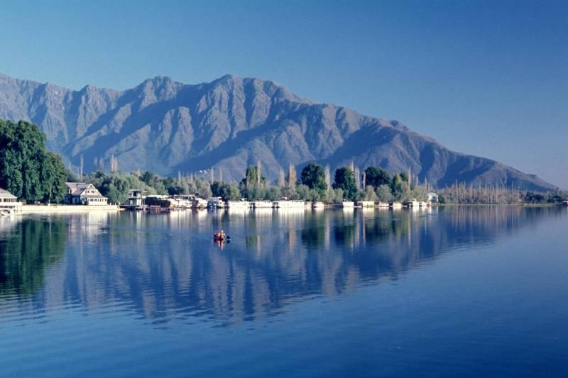 Kashmir Ex Katra Tour