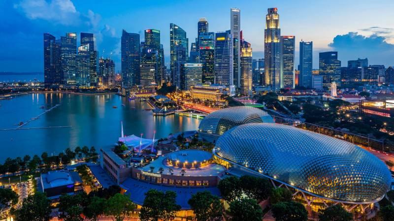 Singapore With Cruise 7 Days