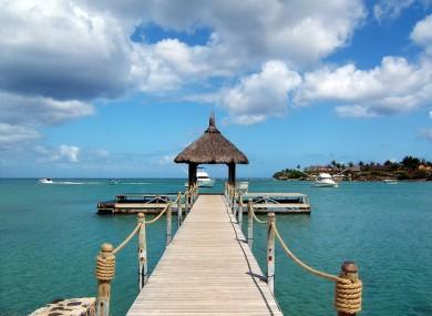 Mauritius With  Dubai Honeymoon Package