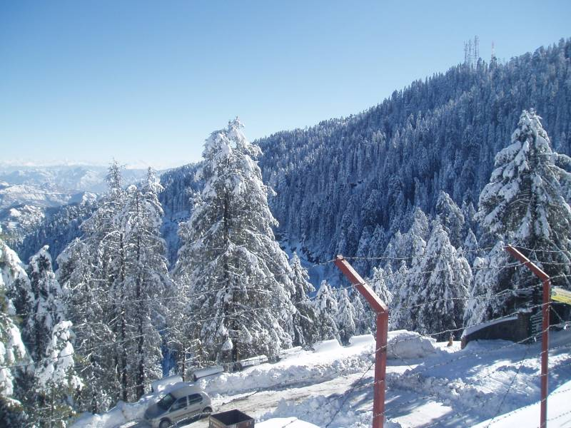 Shimla With Manali Tour 7 Days
