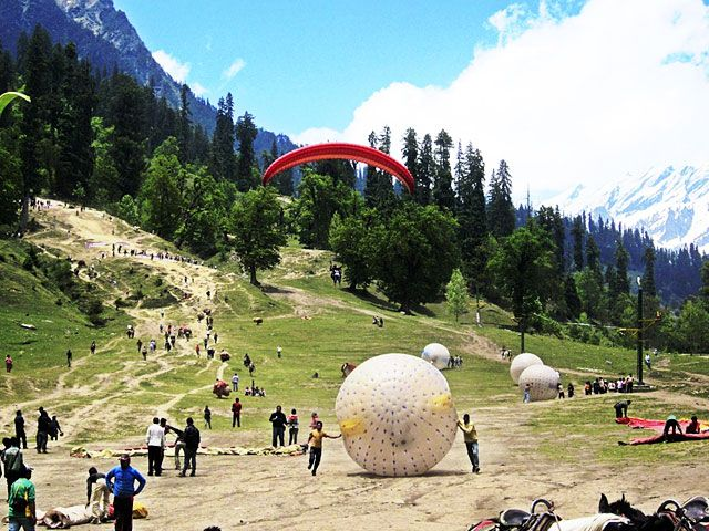 Manali Package 04 Days