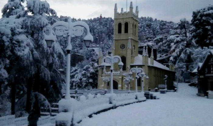 Shimla Private Car Package  06 Days