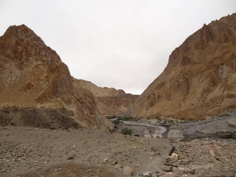 Markha Valley Trek From Spituk Tour