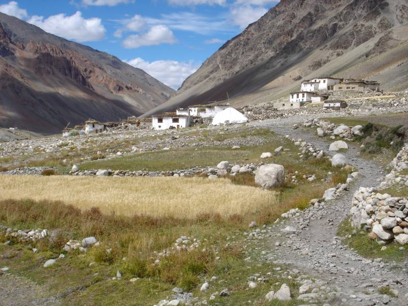 Markha Valley Trek From Lamayuru Tour