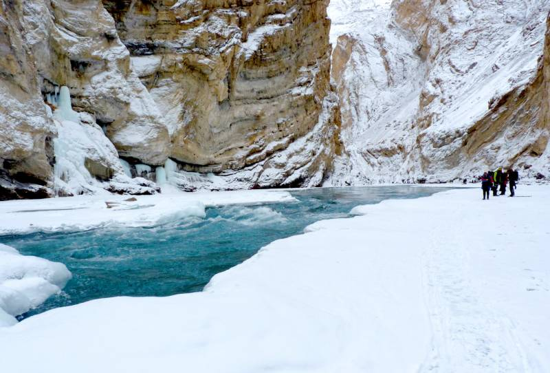 Chadar Expedition Tour