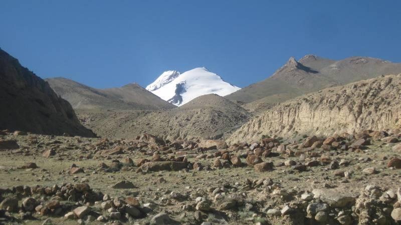 Kangyatze Expedition Tour