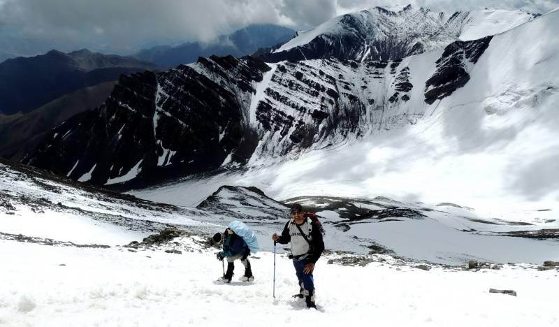 Mentok Kangri Expedition Tour