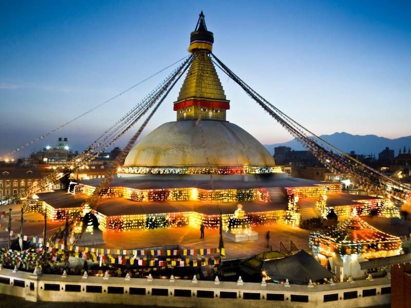 Nepal Tour Package 6 Days