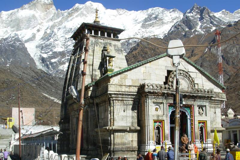 Chardham Yatra By Helicopter 6 Days