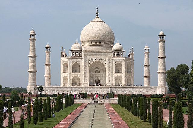 Taj Mahal Tour With Jaipur