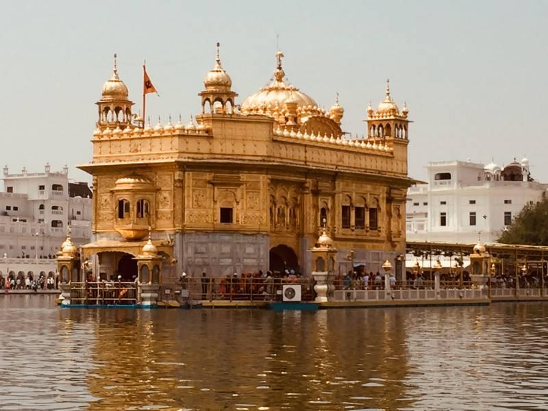 Taj Mahal With Golden Temple Tour
